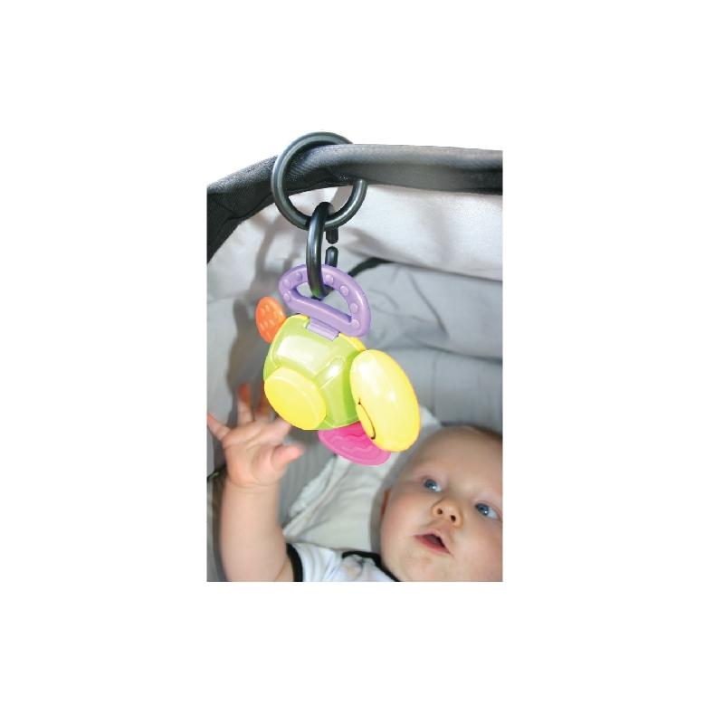 Barnvagnsringar i olika färger AddBaby