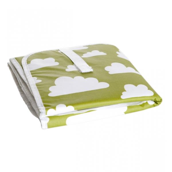 Skötdyna moln grön Färg & Form
