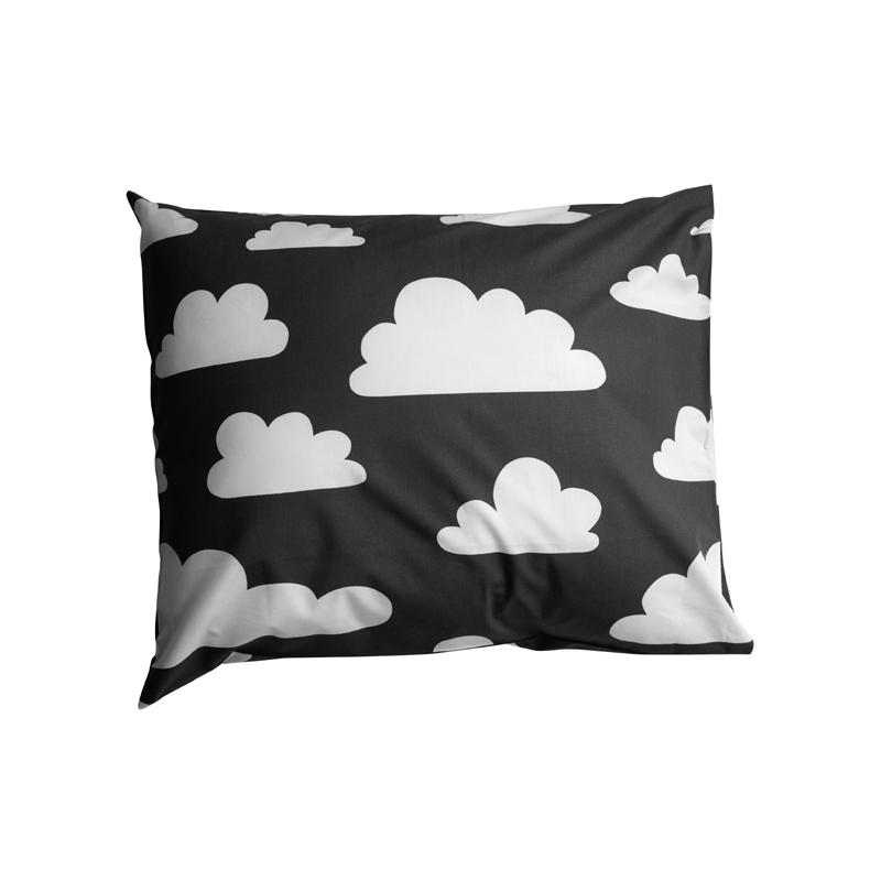 rngott moln svart (öko-tex) Färg & Form