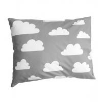 Örngott moln grå (öko-tex) Färg & Form