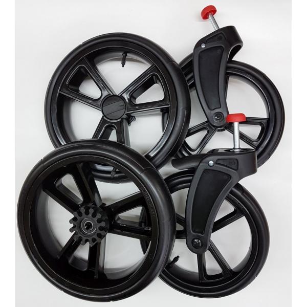 Comfort plus hjulset