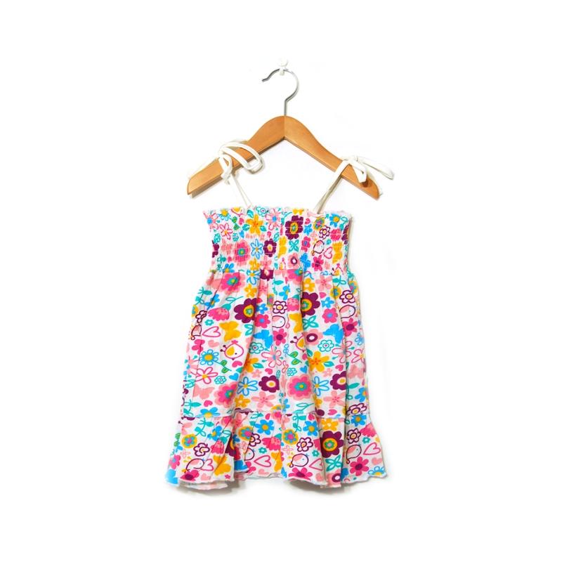 Barnklänning smock