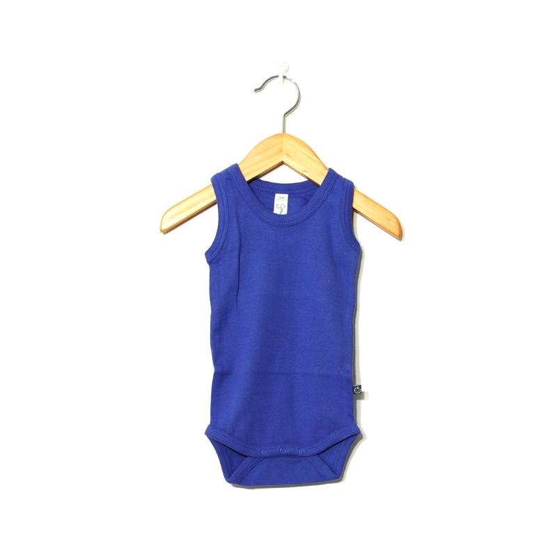 Bodys blå (2-pack)