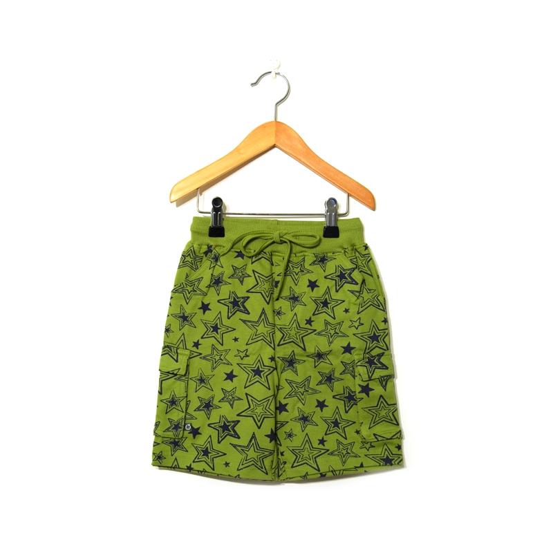 Cargo shorts grön