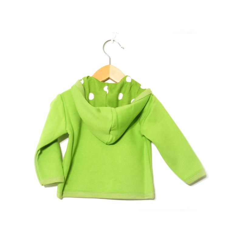 Huvjacka grön