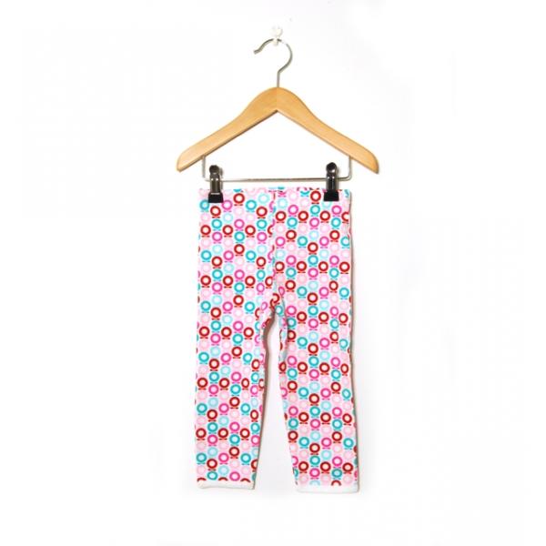 Katvig leggings rosa | aqua miniapple