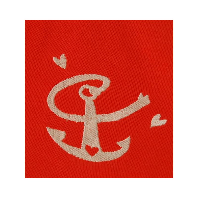 Body body marin röd