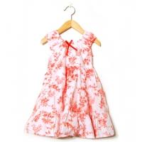 Barnklänning rambling rose (104)