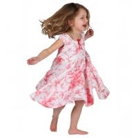 Barnklänning rambling rose