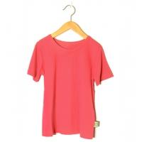 T shirt barn cerise (104)