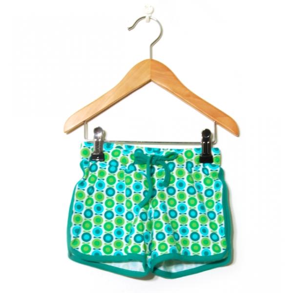 Katvig shorts gröna