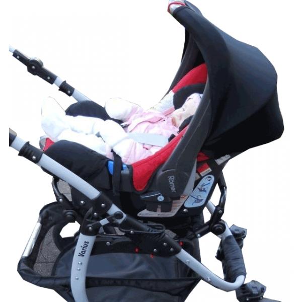 Adapter till babyskydd till Naturkind LUX
