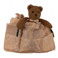 Väskinsats beige baby organiser